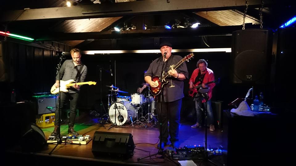 Governors på Moss Bluesklubb 31. oktober 2015.