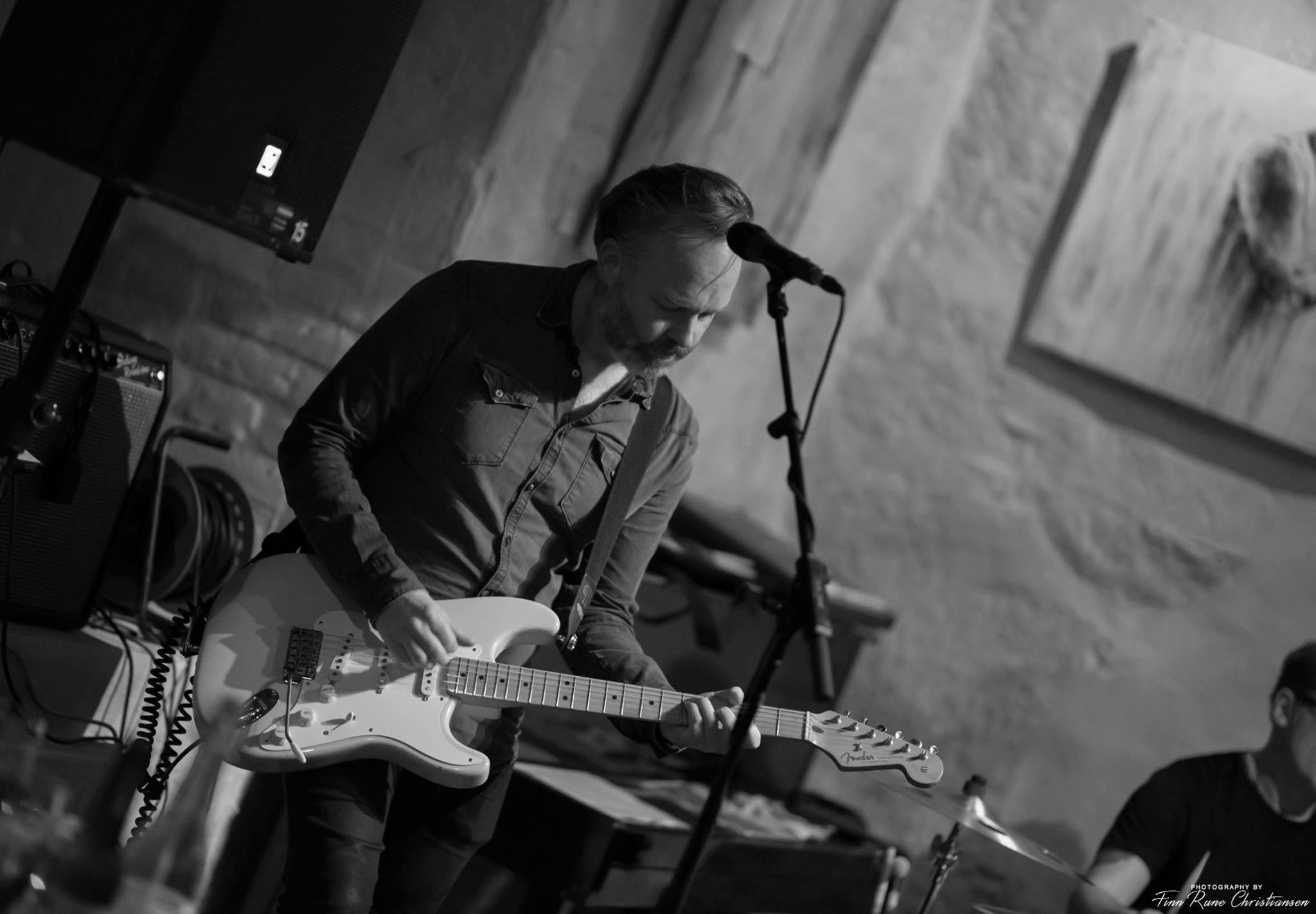 Morten på Cafe Magenta 29. januar 2016