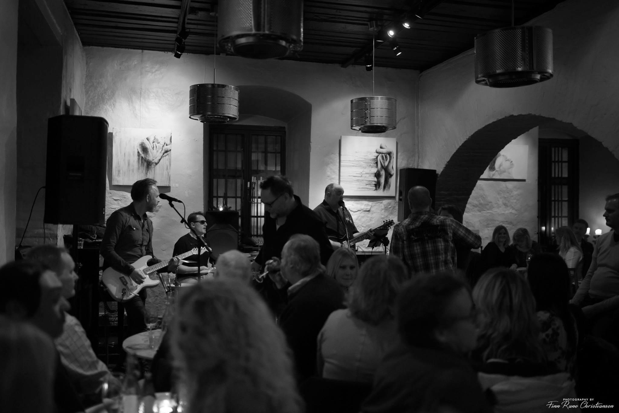 Governors på Cafe Magenta 29. januar 2016